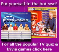 Trivia and Quiz games